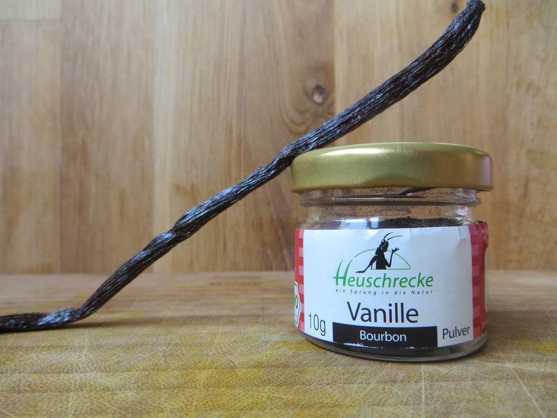Vanille-Produktfoto