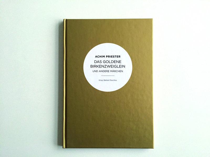Buchcover: Achim Priester - Das goldene Birkenzweiglein