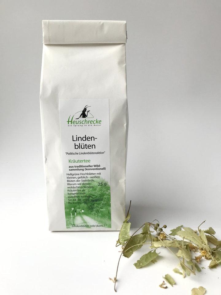 Lindenblüten   HEUSCHRECKE Naturkost GmbH
